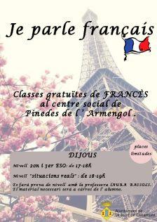 Francès a Pinedes