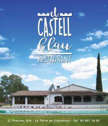 restaurant castell blau