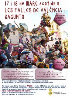 Falles de València i Sagunto