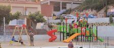 ombra al parc infantil
