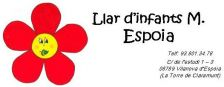 Logo llar d'infants Espoia