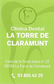 clínica dental la torre